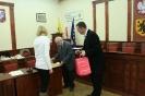 Rozdanie nagród w Sali Herbowej Urzędu Marszałkowskiego